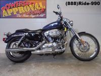 2009 Harley Davidson sportster XL1200C for sale only