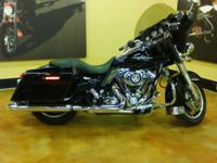 2009 Harley-Davidson Street Glide Ready to ride With a