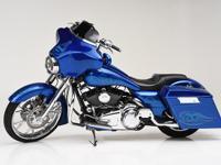 """Farmer Glide"" is a 2009 Harley Davidson Street Glide"