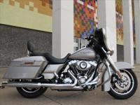 You are looking at a 2009 Harley-Davidson Street Glide.