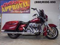 2009 Harley Davidson Street Glide for sale only