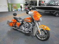 SUPER CLEAN 2009 HARLEY-DAVIDSON STREET GLIDE WITH ONLY