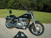 new Vance & Hines exhaust new tires 6400 miles Screamin