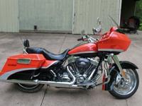 Time for a new home for my beautiful 2009 CVO Road