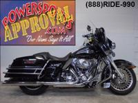 2009 Harley Davidson Ulrta Classic Electra glide only