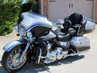 2009 Harley Davidson CVO  This Harley is in excellent