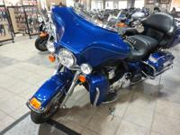 2009 Harley-Davidson Ultra Classic Electra Glide very