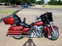 2009 Harley Davidson Ultra Classic Electra Glide