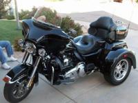 2009 Harley Davidson Ultra Glide, VIN: