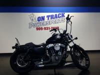 2009 HARLEY DAVIDSON XL1200N Here at On Track