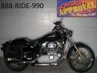 2009 Harley Davidson Sportster XL883C for sale with