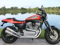 2009 Harley Davidson XR1200.For a faster response