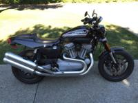 Very nice and rare Harley XR 1200 sportster with just