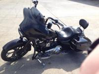 Up for sale is a 2009 harley street glide that has