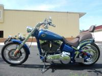 Make: Harley Davidson Model: Other Mileage: 18,998 Mi