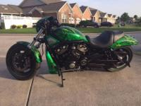 Make: Harley Davidson Model: Other Mileage: 8,169 Mi