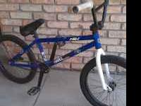 2009 Haro F2, new 25t chain wheel, new Haro back rim,