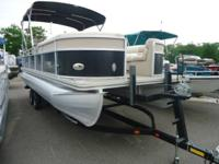 FOR SALE IS A 2009 HARRIS 220 LTD FLOAT BOAT PONTOON