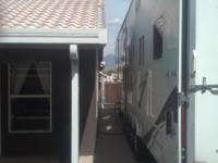 2009 cyclone toyhauler model 3950 1 an 1/2 bath all