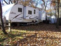 2009 Heartland North Trail Ultra Lite M31BHD. This
