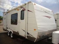 Get ready to play. Hideout by Keystone RV has the