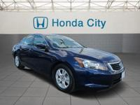 2009 Honda Accord 4dr Car LX-P Our Location is: Honda