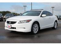 This great 2009 Honda Accord 2DR CPE V6 EX-L AT is
