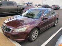 CARFAX One-Owner. Clean CARFAX. 2009 Honda Accord EX