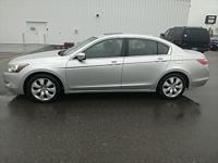 New Price! Silver 2009 Honda Accord EX-L 3.5 FWD