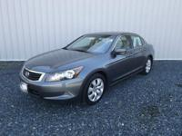 2009 HONDA ACCORD EX-L With Leather, Sunroof, Alloy