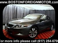 2009 HONDA ACCORD EX-L COUPE AUTOMATIC ... LOADED WITH
