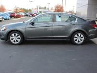Options:  2009 Honda Accord Sdn Ex-L|Additional Options