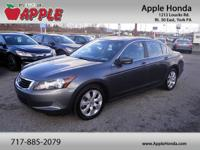 Recent Arrival! Clean CARFAX.2009 Honda Accord EX-L