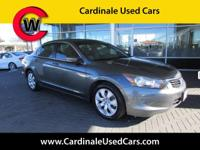 CLEAN CARFAX, LOCAL TRADE, FULLY SERVICED, NEW TIRES,