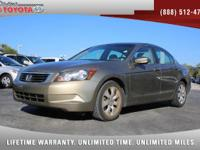 2009 Honda Accord EX-L Sedan, *** FLORIDA OWNED VEHICLE