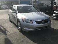 New Price! Certified. 2009 Honda Accord EX-L Crystal