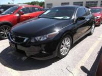 This 2009 Honda Accord Cpe EX-L is offered to you for