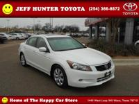 New Arrival! This 2009 Honda Accord EX-L will sell fast