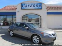 2009 HONDA ACCORD EX-L|Polished-Metal Metallic with