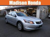 2009 HONDA ACCORD LX ( NO MILEAGE MISPRINT !!) CARFAX
