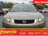 CARFAX One-Owner. This 2009 Honda Accord LX in Bold