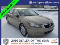 Options:  2009 Honda Accord Lx Gold We Finance!