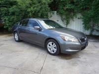 Options:  2009 Honda Accord Lx-P|This Vehicle Has A