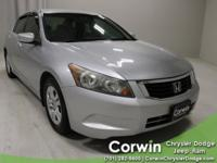 New Price! MP3, Local Trade!. 30/21 Highway/City MPG**