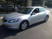 Contact J.R. Today about This Honda Accord LX Package