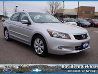 2009 Honda Accord Sdn 4dr Car EX-L Our Location is: