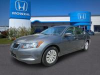 2009 Honda Accord Sdn 4dr Car LX Our Location is: Baron