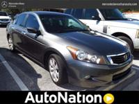 2009 Honda Accord Sdn. Our Location is: Mercedes-Benz