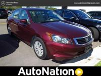 CLEAN CARFAX!! NICE CAR WITH NICE MILES! CALL, CLICK OR