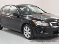 BUY WITH CONFIDENCE! CARFAX 1-Owner Accord Sdn and